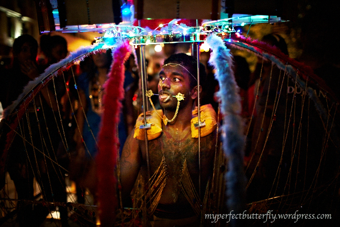 Worshipping the God of War -Thaipusam 2012